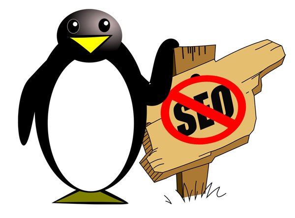 Les sites touchés par Penguin 2.0