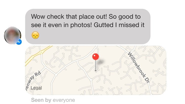 Astuce 4 : afficher ou cacher les données de localisation