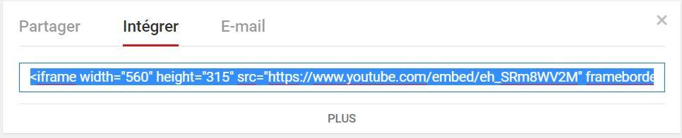 integrer youtube