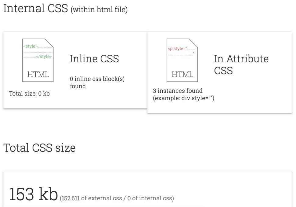 Combiner les fichiers CSS pour accélérer la vitesse du site